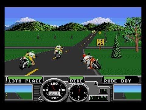 Road Rash (Amiga) - A Playguide and Review - by LemonAmiga com