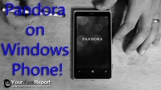App Review: Ad-Free Pandora Through 2013 For Windows Phone