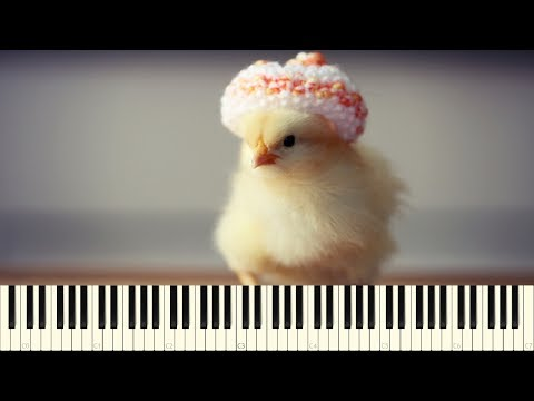 ♪ Kevin MacLeod: If I Had A Chicken - Piano Tutorial