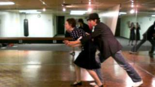 Tandem Charleston - Beginner Swing Dance Lessons - Lindy Hop