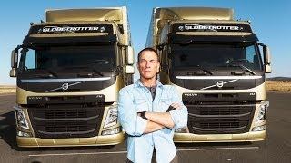 Van Damme Volvo Epic Split - Backstage Video