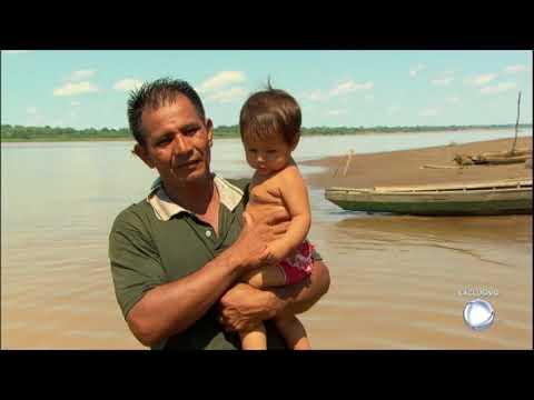 Comunidades Ribeirinhas Sofrem Com A Contaminação Da água Por Causa Do Garimpo