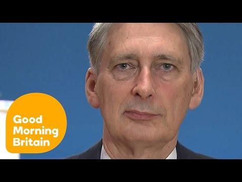 Philip Hammond On Britain