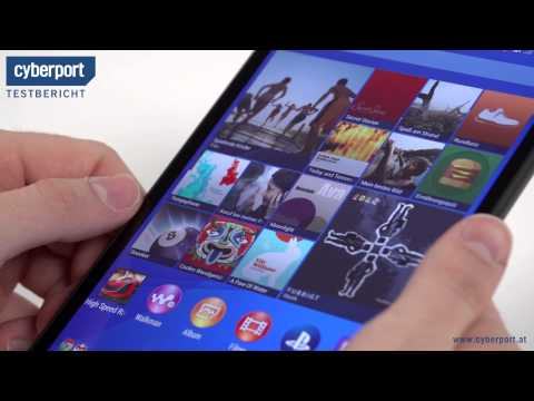Sony Xperia Z3 Tablet Compact im Test I Cyberport