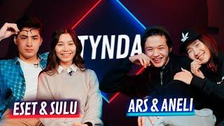 Tynda: Есет & Сулу (TBT) vs Арс & Анели (Lovonter)