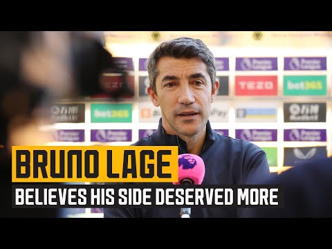 Lage believes his team deserved more against Spurs