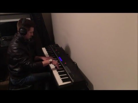 Wicked Game - Chris Isaak - Piano Cover