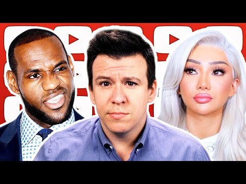 """Why Nikita Dragun Is Under Fire, John Bolton """"Resigns"""", College Athlete Compensation, & WSP Day"""