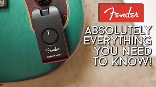 A MUST HAVE Guitar gadget! Fender Mustang Micro Review