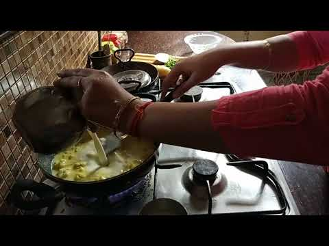 Sunday Indian night dinner routine 2017 in hindi / Indian veg dinner ideas/ healthy dinner recipes
