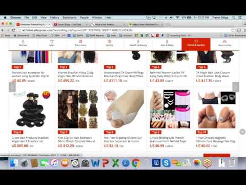 More Aliexpress and ebay Training
