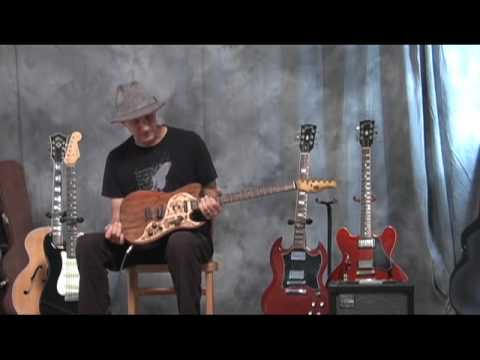 AXL Badwater Guitar Review