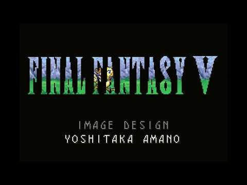 Final Fantasy V (GBA) Introduction