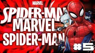 Marvel's Spider - Man   PS4 Gameplay PL   #5 ,,Przyjęcie!''