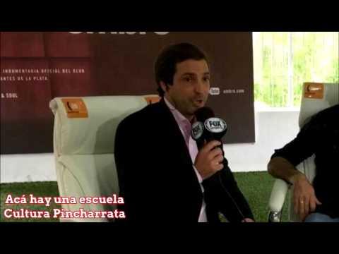 Acá hay una escuela | Charla con Federico Bueno homenajeando a Alejandro Sabella