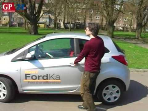 Test Auta Ford Ka   Titanium