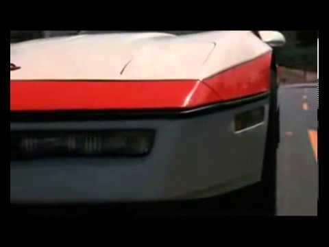 Faceman - corvette