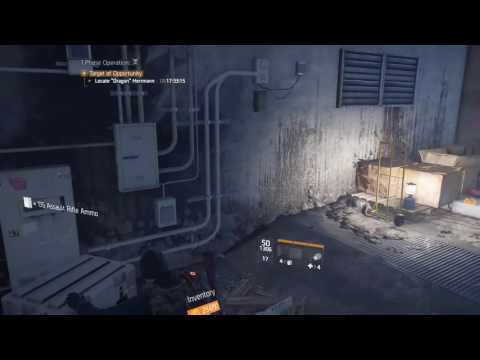 Tom Clancy's The Division underground operation