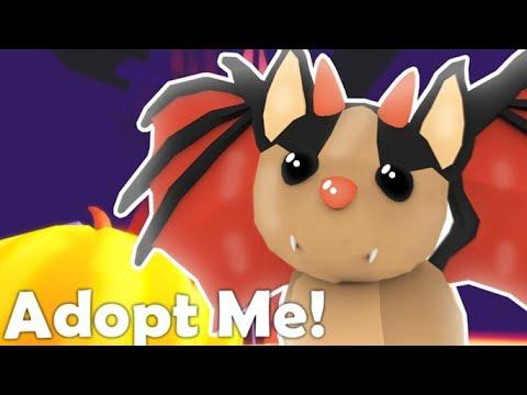 Roblox Adopt Me Making Mega Bat Dragon Youtube