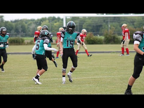 Jake Heydon Class of 2019 QB Freshman Holy Names/Essex Ravens
