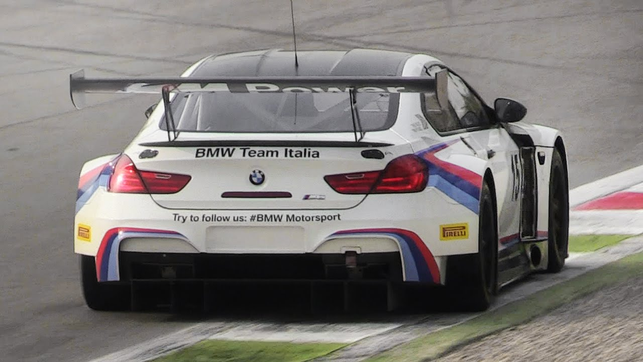 bmw m6 gt3 sound in action on track accelerations fly bys downshifts youtube. Black Bedroom Furniture Sets. Home Design Ideas