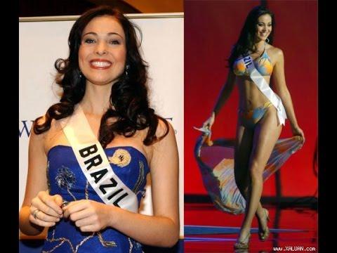 Hoa hậu Brazil bất ngờ bị đột tử ở tuổi 31