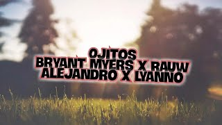 Bryant Myers x Rauw Alejandro x Lyanno - Ojitos (Video Lyric).mp3
