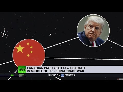 Collateral damage? Canada caught in the middle of US-China trade war - PM