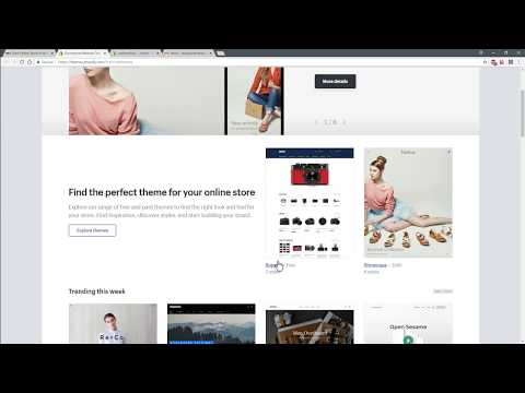 Shopify – Shopify themes and apps