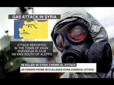 Toxic gas attack in Syria (WION Gravitas)