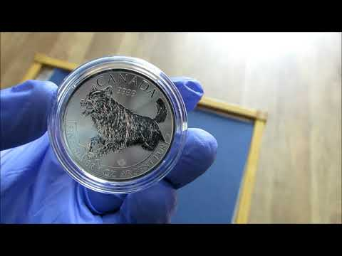 Обзор монет Хищники Канады