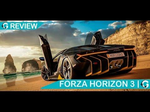 Análisis Forza Horizon 3 (Español - Review - Videojuegos)