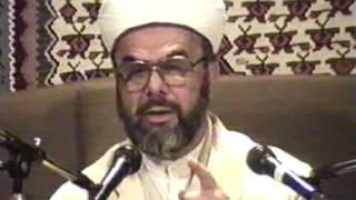 02.05.1993 - Hadis Sohbeti 1. Bölüm - Prof. Dr. Mahmud Esad Coşan Rh.A