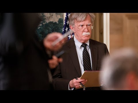 Why Trump and North Korea Disagree with Bolton's 'Libya Model' | NYT News