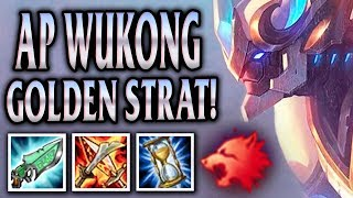 DID I ACTUALLY PULL THIS OFF?! LANCER STRATUS AP WUKONG IS..?! League of Legends S8