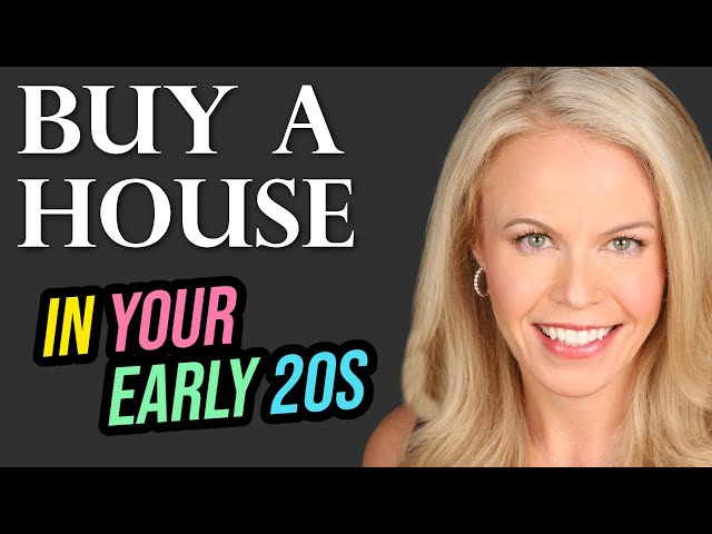 How to buy a house in your early 20's