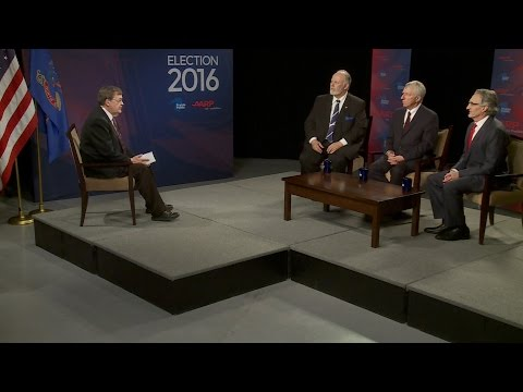 Face to Face: North Dakota Governor Debate