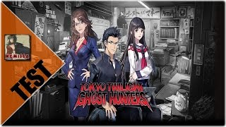 TEST - Tokyo Twilight Ghost Hunters (PS3)