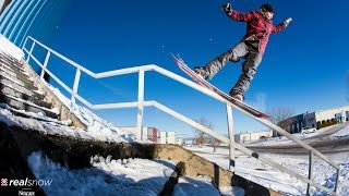 Anto Chamberland: Real Snow 2019 Silver | World of X Games