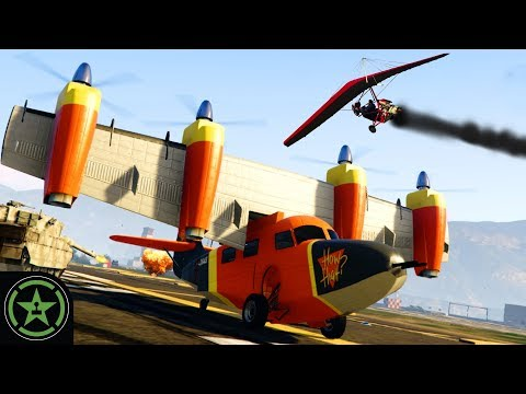 Let's Play - GTA V - Smuggler's Run