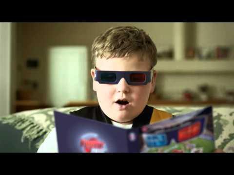 Footy - Herald Sun 3D AFL Collector Cards TVC
