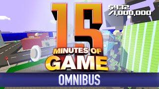 15 Minutes of Game - Omnibus