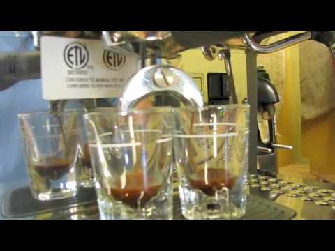 Crew Review: Rancilio Epoca