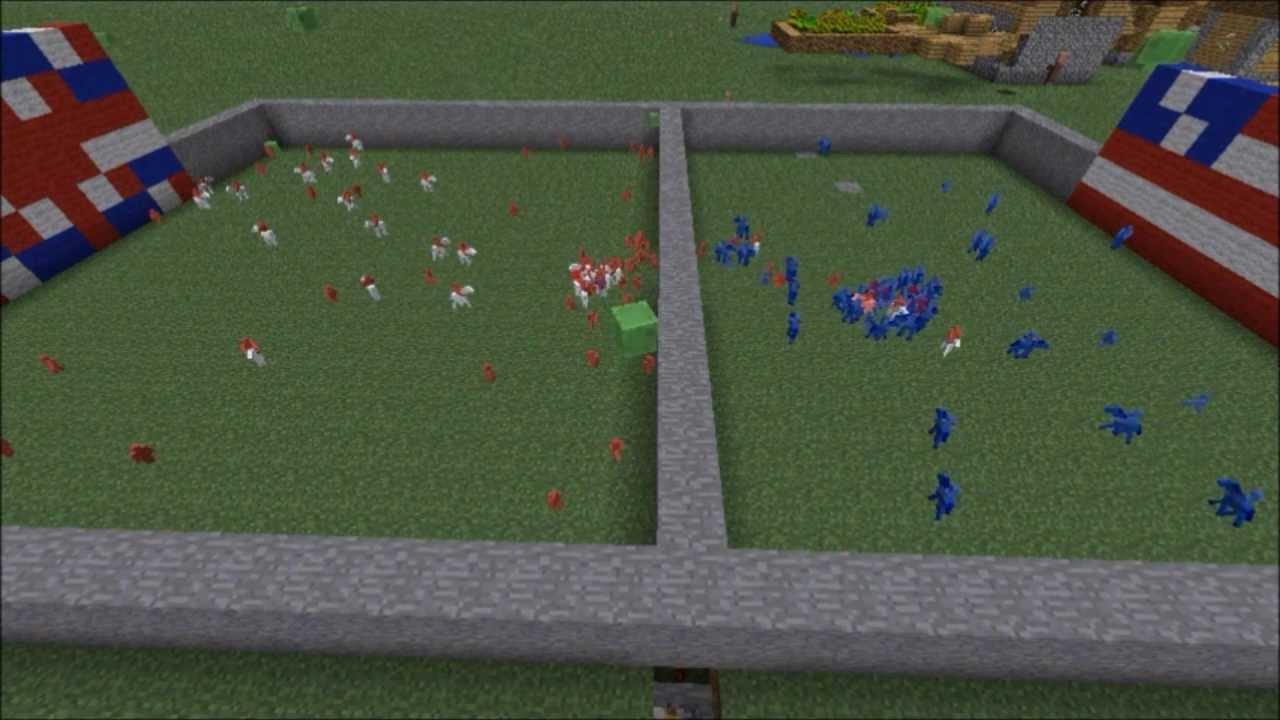 Minecraft short film T... Katy Perry Firework Youtube