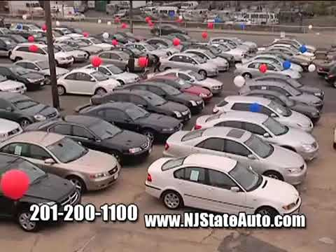 Used Cars for Sale at New Jersey State Auto Auction
