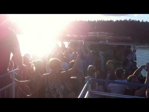 Statek Augustów 03.08.2013r - Tom Forester, Marco Cruz, Kava Groove, Dany Boy