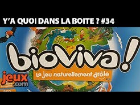 Bioviva! & Bioviva! Junior - UNBOXING