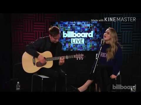 Sabrina Carpenter - First Love ( Acustico ) | Billboard Live 25-10-2017