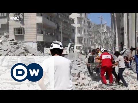 Війна в Сирії: