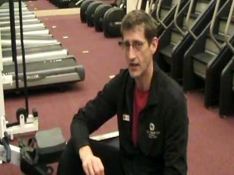 Inside Seattle Athletic Club Downtown - Rowing Power Hour